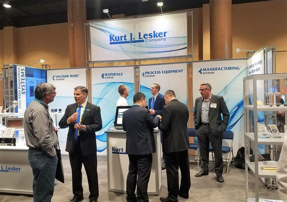 Kurt J  Lesker Company | Lesker News | Vacuum Science Is Our Business