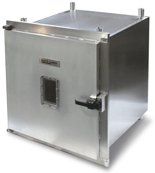 Kurt J Lesker Company Kjlc Custom Vacuum Chamber