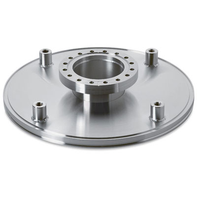 Endplates - Dovetail O-Ring Grooved Flange