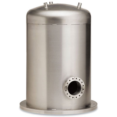 Bell Jars (304SS) - ISO Flange