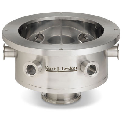 Service Wells (304SS) - Dovetail O-Ring Grooved Flange