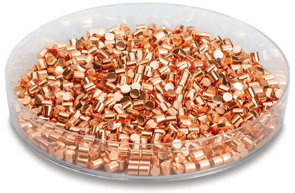 Kurt J Lesker Company Copper Cu Pellets Evaporation