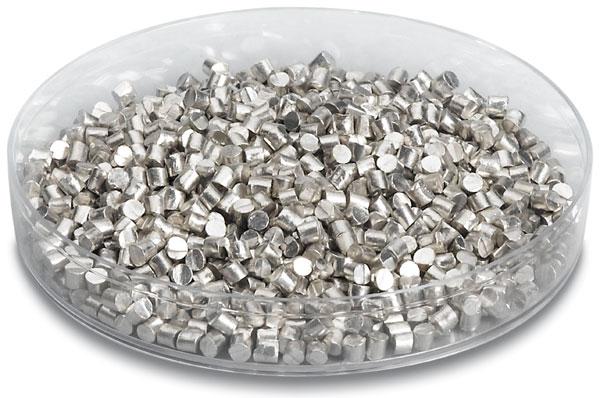 Kurt J Lesker Company Indium In Pellets Evaporation