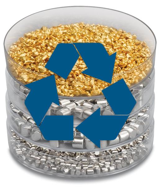 Kurt J Lesker Company Precious Metals Reclaim Service