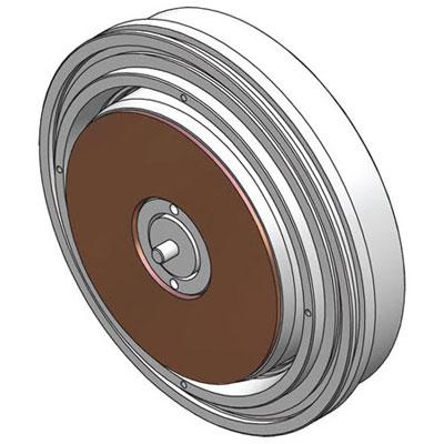 TORUS® 10 CA (Center Anode) Leistungsstarke Magnetron-Produktionskathoden