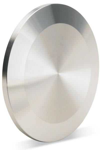 Kurt J Lesker Company Blank Kf Qf Flanges Aluminum