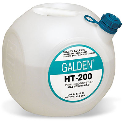 Galden® Heat Transfer Fluid