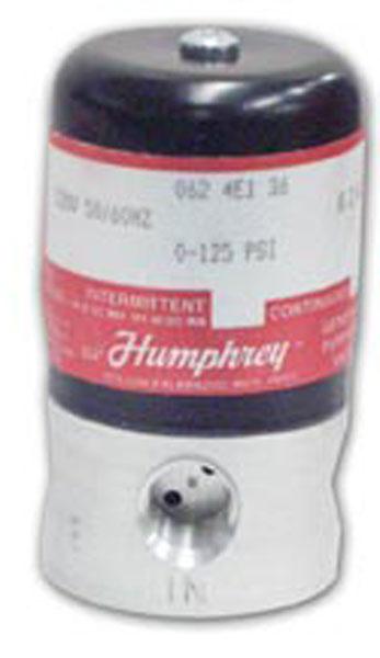 Kurt J Lesker Company Humphrey Solenoid Valve 062