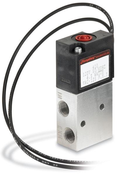 Kurt J Lesker Company Humphrey Solenoid Valves Vacuum
