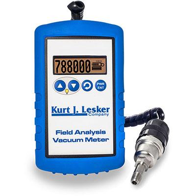 KJLC® 520TC Serie Feldanalyse-Vakuummessgerät - Batteriebetriebenes Thermoelementmessgerät
