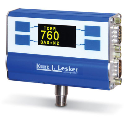 KJLC<sup>®</sup> 300 Series Gauge with Integrated Controller & Display