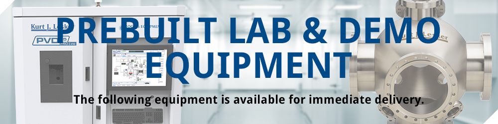 Lab & Demo Equipment For Sale