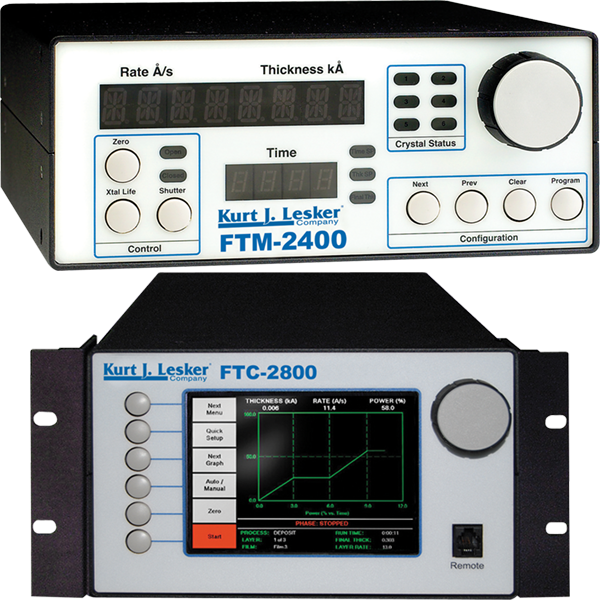 Deposition Monitors & Controllers