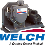 Welch Rotary Vane Vacuum Pumps