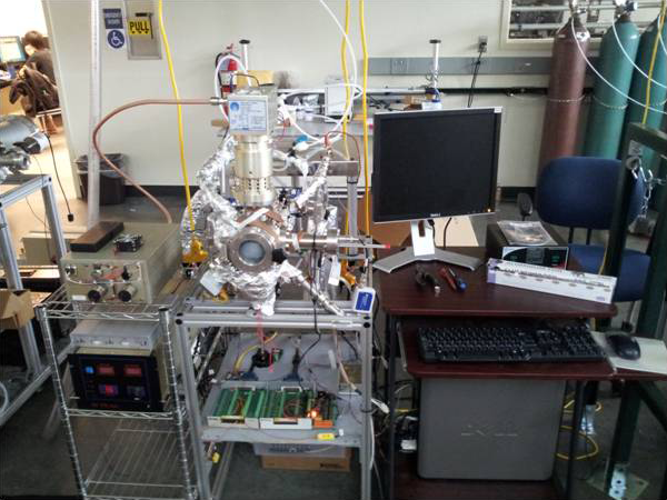 Small-scale plasma-enhanced atomic layer deposition system_PEALD_University of South Florida.