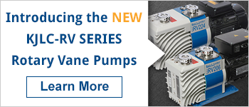 KJLC-RV Series Rotary Vane Pumps