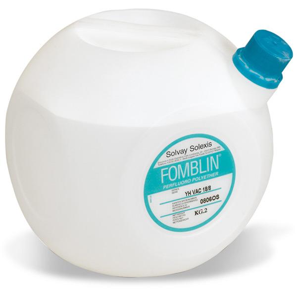 Solvay Spezialpolymere - Fomblin PFPE Pumpenflüssigkeit