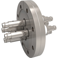 BNC Feedthroughs - CF Flange, Double-Ended