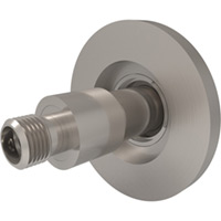 SMA Feedthroughs - KF Flange, Double-Ended