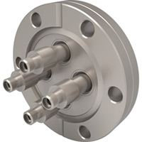 SMA Feedthroughs - CF Flange, Double-Ended