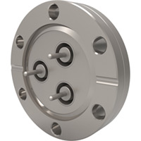 BNC Feedthroughs - CF Flange, Single-Ended