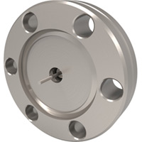SMB Feedthroughs - CF Flange, Single-Ended