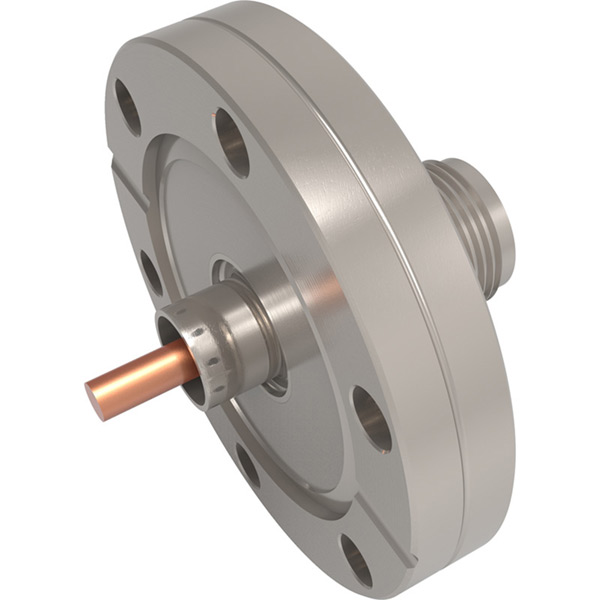 Type HN Feedthroughs - CF Flange, Single-Ended