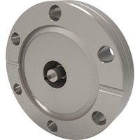 Type N Feedthroughs - CF Flange, Single-Ended
