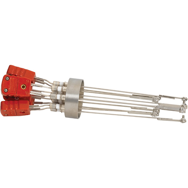 Weldable Type C - Thermocouple Feedthroughs -  Miniature T/C Plug