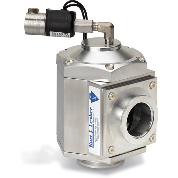 Auto-Off Safety Vent Valves (KF flanged)