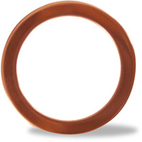 OFHC Copper Gaskets for ConFlat (CF) Flanges