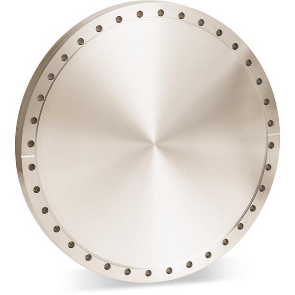 Endplatten für zylindrische Kammern