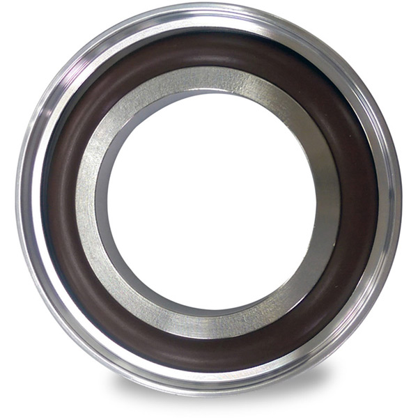 KF (QF) Centering Rings (Stainless Steel) with Outer Ring & O-Ring