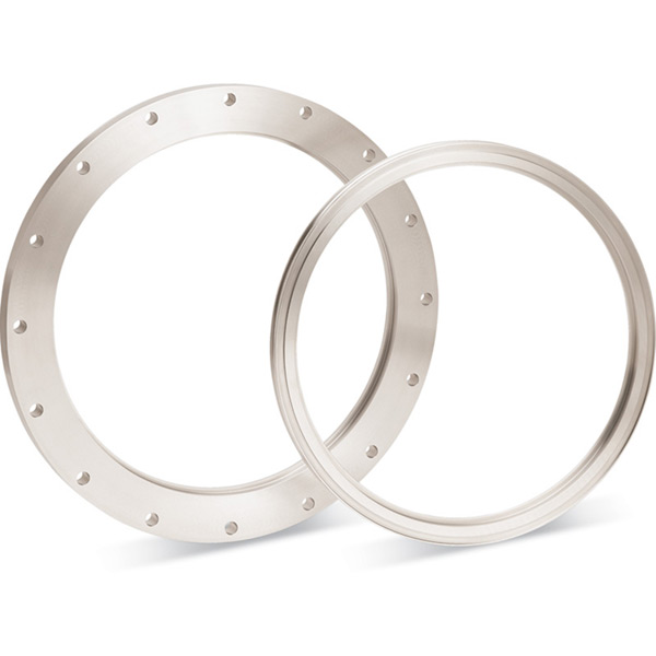 Stainless Steel ISO-F Weld Flanges (Inch Tube)