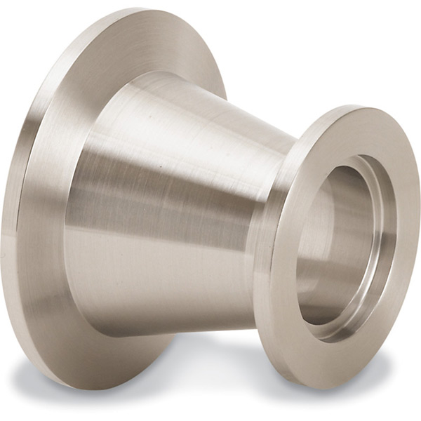 KF (QF) Conical Reducer Nipples (Aluminum 6061-T6)