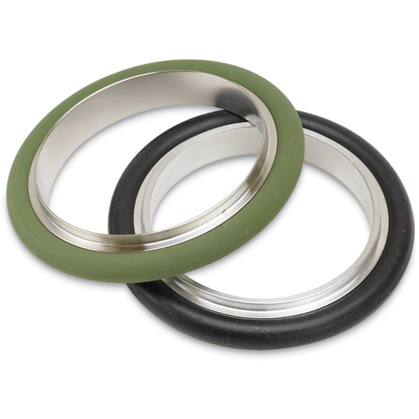 KF (QF) Centering Rings (Stainless Steel)