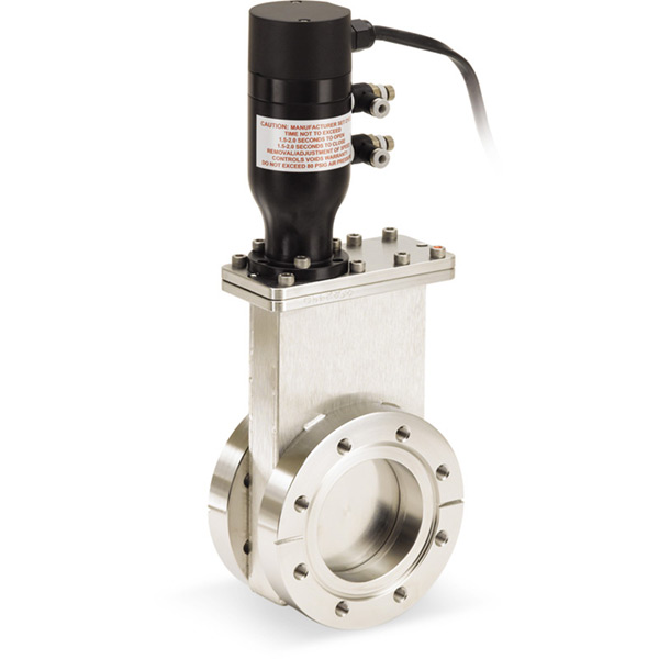 Pneumatic Million Cycle SS Gate Valves (ASA flanged)