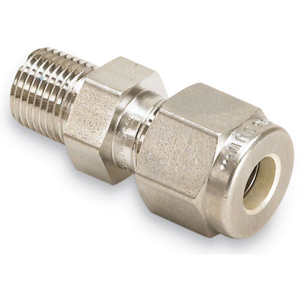 Swagelok to Male NPT Adapters