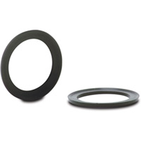 Fluorocarbon Gaskets (molded) for ConFlat (CF) Flanges