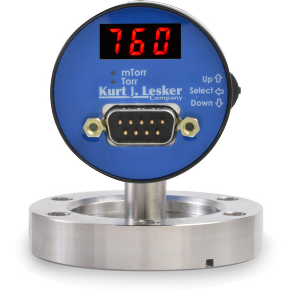 KJLC® 275i Series Gauge  with Integrated Controller & Display