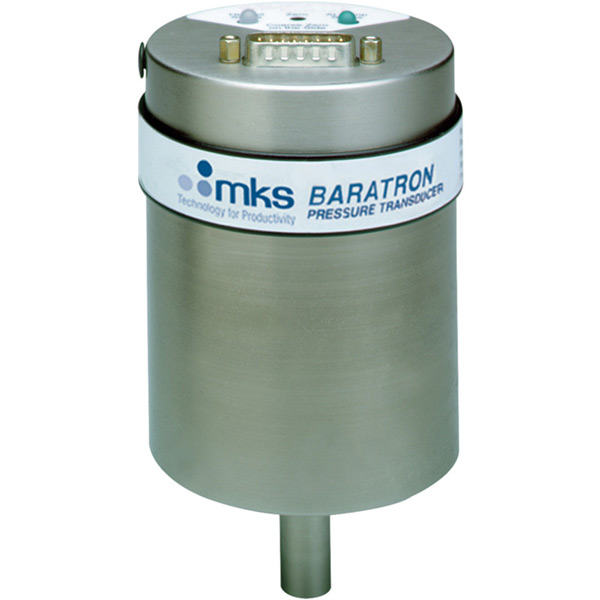 MKS® 627F Baratron® Temperature Regulated Capacitance Manometer