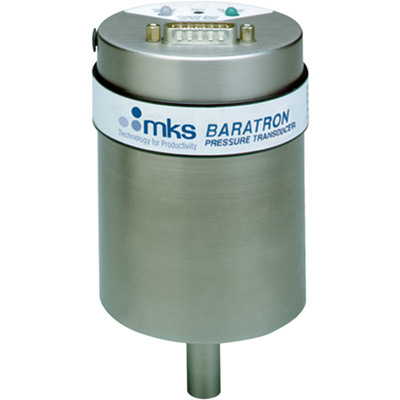 MKS<sup>®</sup> 627F Baratron<sup>®</sup> Temperature Regulated Capacitance Manometer