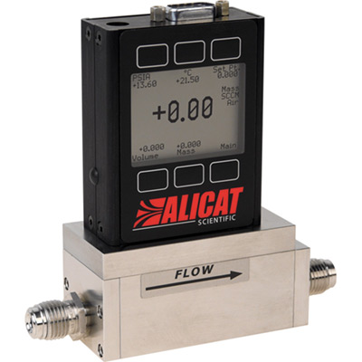 Alicat MCE and MCV Mass Flow Controller (MFC)