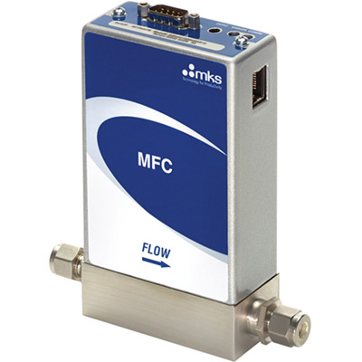 MKS<sup>&reg;</sup> GE50A Digital Mass Flow Controller (MFC)
