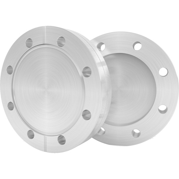 Rotatable Blank 304L SS Standard ConFlat® (CF) Flanges