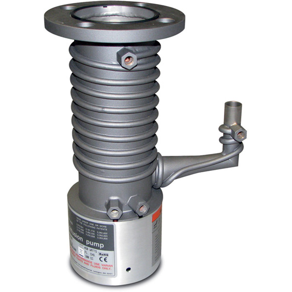 Kurt J  Lesker Company | Agilent (Varian) Diffusion Pumps