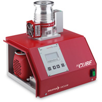 Turbomolecular Vacuum Pump Stations