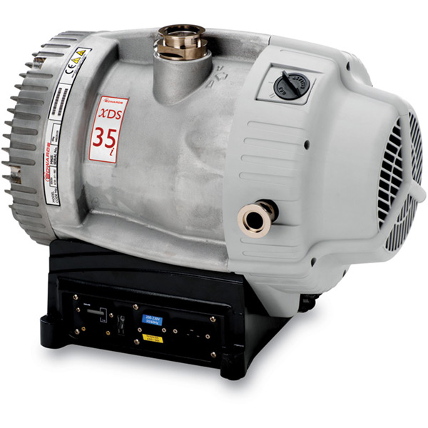 A73001983 - PUMP, SCROLL,XDS35i, 25 CFM, 100-120/200-230V, 50/60HZ, 1PH, MAINS POWER LEAD SOLD SEPARATELY