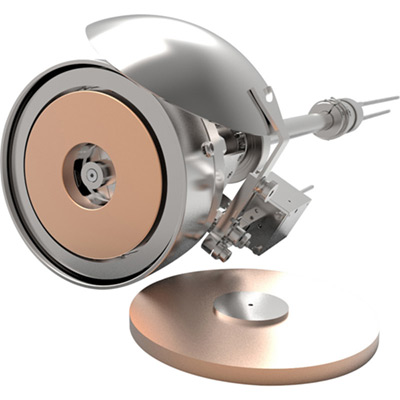 TORUS® Mag Keeper™ UHV-kompatible runde Magnetron-Sputterquellen