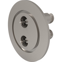 Type N Feedthroughs - KF Flange, Single-Ended